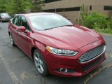 2013 Ruby Red Metallic Ford Fusion SE 1.6 EcoBoost #82269415
