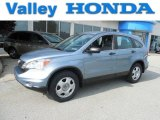 2010 Glacier Blue Metallic Honda CR-V LX AWD #82269202