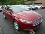 2013 Ruby Red Metallic Ford Fusion SE 1.6 EcoBoost #82269413