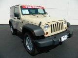 2011 Sahara Tan Jeep Wrangler Sport S 4x4 #82269617
