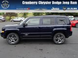 2014 True Blue Pearl Jeep Patriot Freedom Edition 4x4 #82269394
