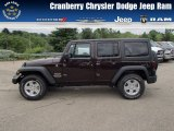 2013 Rugged Brown Pearl Jeep Wrangler Unlimited Sport S 4x4 #82269392
