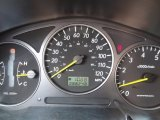 2002 Subaru Impreza 2.5 RS Sedan Gauges