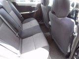 2002 Subaru Impreza 2.5 RS Sedan Rear Seat