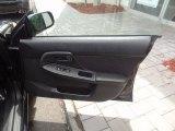 2002 Subaru Impreza 2.5 RS Sedan Door Panel
