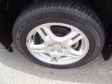 2002 Subaru Impreza 2.5 RS Sedan Wheel