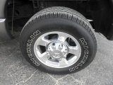 Dodge Ram 2500 2009 Wheels and Tires