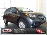 2013 Polished Metal Metallic Honda CR-V EX AWD #82269185