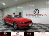 2012 Race Red Ford Mustang V6 Premium Coupe #82269285