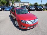 2010 Red Candy Metallic Ford Fusion SEL #82269601