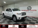 2011 Super White Toyota Tundra Limited CrewMax 4x4 #82269283