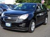 2010 Black Chevrolet Equinox LS #82269170