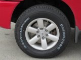 Nissan Titan 2010 Wheels and Tires