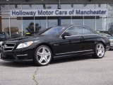 2012 Black Mercedes-Benz CL 63 AMG #82269899