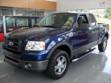 2008 Ford F150 FX4 SuperCab 4x4
