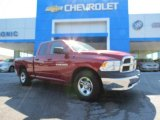 2012 Deep Cherry Red Crystal Pearl Dodge Ram 1500 ST Quad Cab #82269584