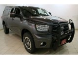 2012 Magnetic Gray Metallic Toyota Tundra TRD Rock Warrior Double Cab 4x4 #82269691