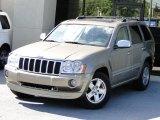 2006 Light Khaki Metallic Jeep Grand Cherokee Overland 4x4 #82269493