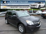 2013 Tungsten Metallic Chevrolet Equinox LT AWD #82269866