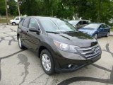 2013 Kona Coffee Metallic Honda CR-V EX AWD #82269774