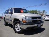 2004 Sandalwood Metallic Chevrolet Tahoe LS 4x4 #82269670