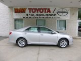 2013 Classic Silver Metallic Toyota Camry XLE #82269251