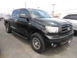 2010 Black Toyota Tundra TRD Rock Warrior CrewMax 4x4 #82269244