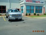 2013 Silver Ice Metallic Chevrolet Silverado 1500 LT Extended Cab #82269652