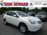 2013 Pearl White Nissan Rogue S Special Edition AWD #82325633