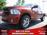 2013 Copperhead Pearl Ram 1500 Express Quad Cab #82325465
