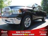 2013 Black Gold Pearl Ram 1500 Laramie Crew Cab #82325449