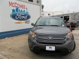 2013 Sterling Gray Metallic Ford Explorer Limited #82325379