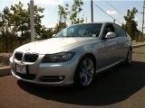 2009 Titanium Silver Metallic BMW 3 Series 335i Sedan #82325663