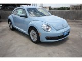 2013 Denim Blue Volkswagen Beetle 2.5L #82325700