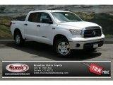 2013 Super White Toyota Tundra TRD CrewMax 4x4 #82325318