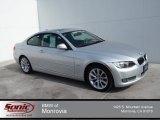 2010 Titanium Silver Metallic BMW 3 Series 335i xDrive Coupe #82325523