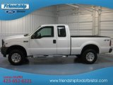 2004 Oxford White Ford F250 Super Duty XL SuperCab 4x4 #82360171