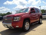 2013 Crystal Red Tintcoat Chevrolet Tahoe LT 4x4 #82360212