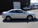 2013 Silver Ice Metallic Chevrolet Malibu LT #82360274