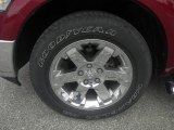 Dodge Ram 1500 2011 Wheels and Tires
