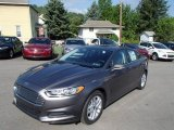 2013 Sterling Gray Metallic Ford Fusion SE #82360497