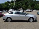 2013 Ingot Silver Metallic Ford Fusion S #82360193