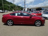 2013 Ruby Red Metallic Ford Fusion SE 1.6 EcoBoost #82360192