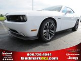 2013 Bright White Dodge Challenger SRT8 Core #82360245