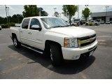 2011 Chevrolet Silverado 1500 LTZ Crew Cab Data, Info and Specs