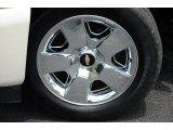 2011 Chevrolet Silverado 1500 LTZ Crew Cab Wheel
