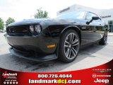 2013 Pitch Black Dodge Challenger SRT8 Core #82360242