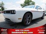 2013 Bright White Dodge Challenger R/T Redline #82360241