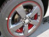 2013 Dodge Challenger R/T Redline Wheel
