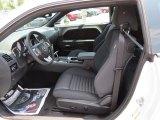 2013 Dodge Challenger R/T Redline Dark Slate Gray Interior